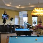 Pool Room at HWL